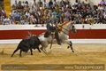 Imagens do espectáculo taurino de promoção a jovens cavaleiros em Alcochete