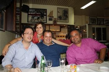 Taurodromo.com reune-se na Casa das Enguias