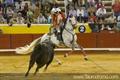 Imagens da Ultima corrida da feira taurina da Moita