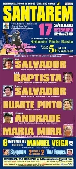 Vencedores dos convites para a Corrida Solidária em Santarém