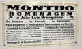 Festival de Beneficiência a Luís Branquinho no Montijo