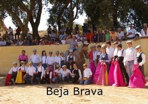 Beja Brava abre com Chave de Ouro