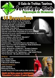 II Gala de Troféus Taurinos Sortilégio Club