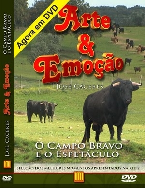 Vencedores dos dvd´s do Arte & Emoção 2011 - O Campo Bravo e o Espetáculo