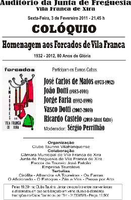 Vila Franca de Xira (Auditório)