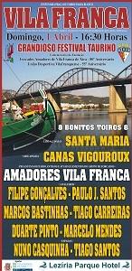 Vila Franca recebe a Feira de Aniversário 110 anos de emoção