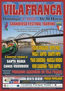 Festival de Oportunidades na Palha Blanco