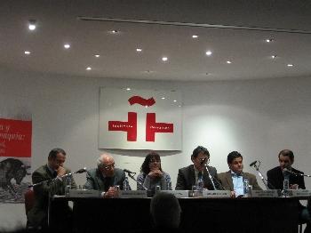 Cultura e Tauromaquia hoje em debate no Instituto Cervantes