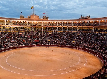 Madrid Com Cartéis Praticamente Rematados