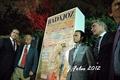 Fotos da apresentação da Feira Taurina de Badajoz