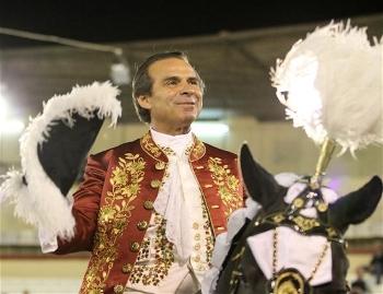 Joaquim Bastinhas Colhido ontem em Albufeira