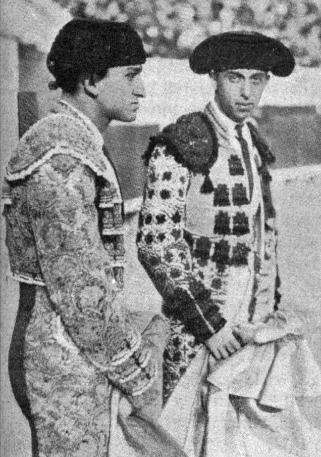 Juanito, o primogénito de Juan Belmonte...