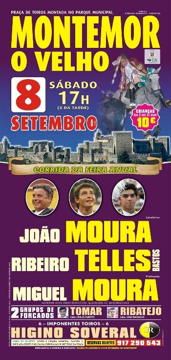 Corrida Anual de Montemor-o-Velho, 8 de Setembro