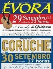 Toiros e Tauromaquia promove Corridas de Évora e Coruche