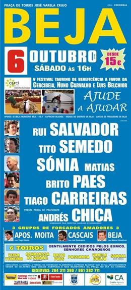 Beja- Ajude a Ajudar Nuno Carvalho