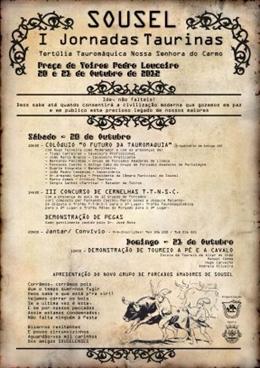 I Jornadas Taurinas de Sousel