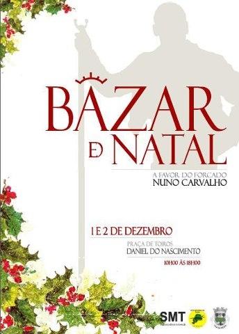 Bazar de Natal a Favor de Nuno Carvalho