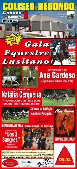 Gala Equestre de Natal no Coliseu de Redondo