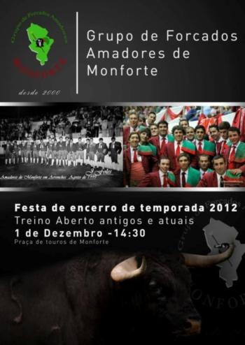 Festa de Encerramento de Temporada dos Amadores de Monforte