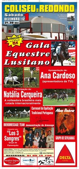 Redondo - Gala Equestre Lusitano