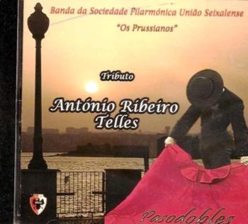 CD de Tributo a António Ribeiro Telles