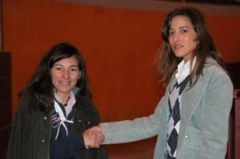 Novo Apoderamento de Cristina Marques