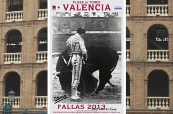 A feira das Fallas, em Valencia, já tem carteis