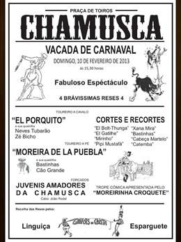 Chamusca - Vacada de Carnaval