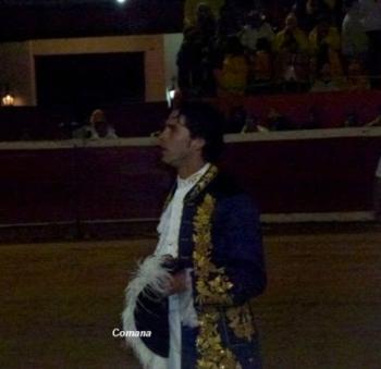 Marcos Tenório Triunfador ontem em Mérida (Venezuela)