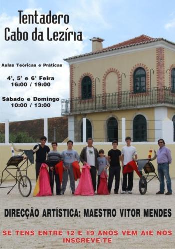 Inscrições Abertas na Escola de Toureio José Falcão
