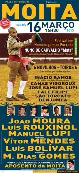 Moita - Festival de Homenagem a Nuno Carvalho