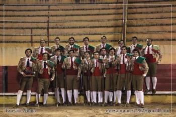 Amadores de Arronches actuaram em Montellano (Espanha)