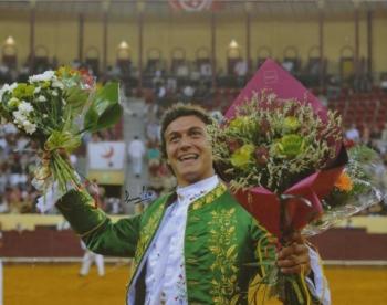 Reportagem com Joao Maria Branco, no último festejo antes da alternativa