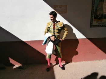 Reaparição de Pedrito de Portugal no Peru em Palca