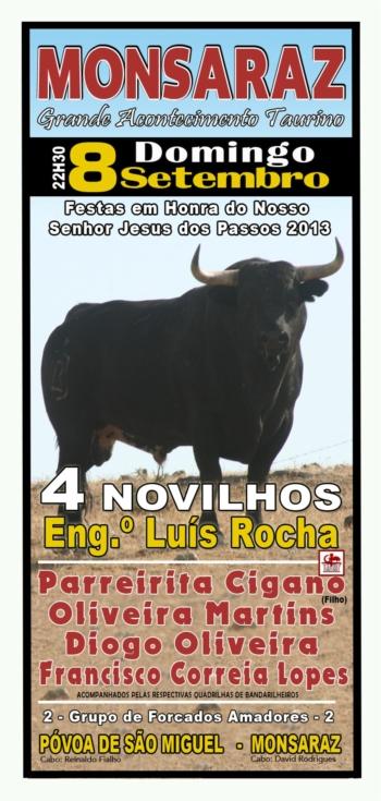 Festival Taurino em Monsaraz, dia 8 e Setembro