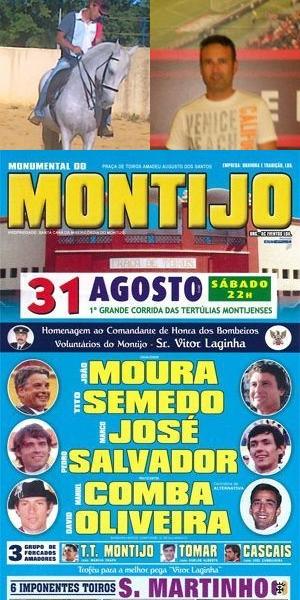 Vencedores dos Bilhetes para hoje no Montijo