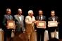 Imagens da cermiónia de entrega da Medalha de Ouro da cidade de Elvas a Joaquim Bastinhas