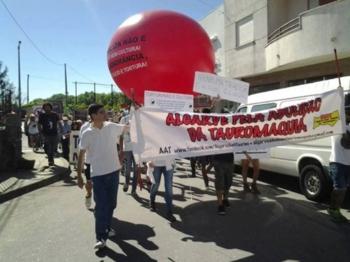 Vianenses pela Liberdade desmascaram manifestantes em Viana do Castelo