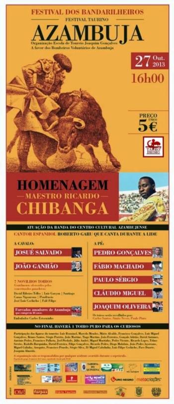 Azambuja, dia 27 de Outubro