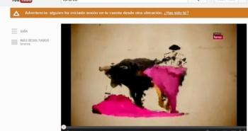 YouTube fecha maior canal de vídeos de touradas e proíbe abuso a animais