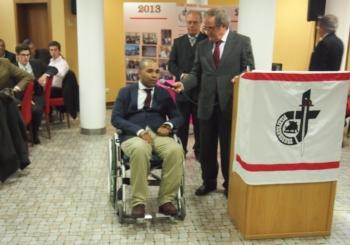 Distinções da Temporada 2013 na Palha Blanco e  Galardoes Jose Falcão