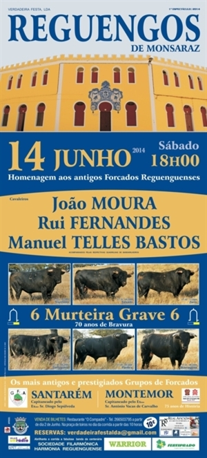 Luís Rouxinol substitui Moura em Reguengos de Monsaraz