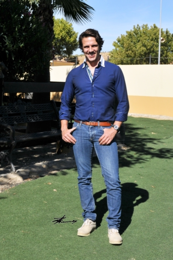 Marcos Tenorio Bastinhas toureia em S.Vicent Tyrosse