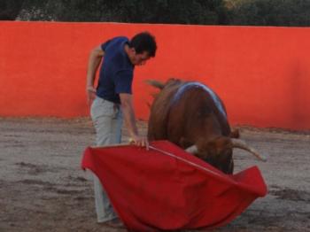 João Augusto Moura treina intensamente