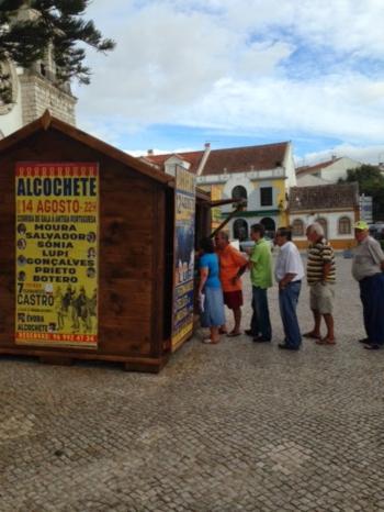 A feira de Alcochete já mexe!