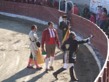 No 15 de Agosto em Urrós , Joaquim Bastinhas e