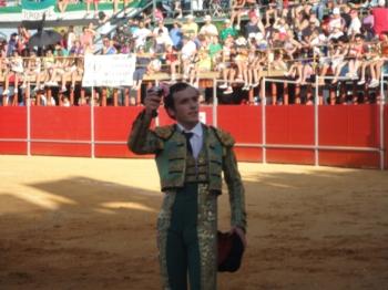 João Martins triunfa em Talarrubia (Badajoz)