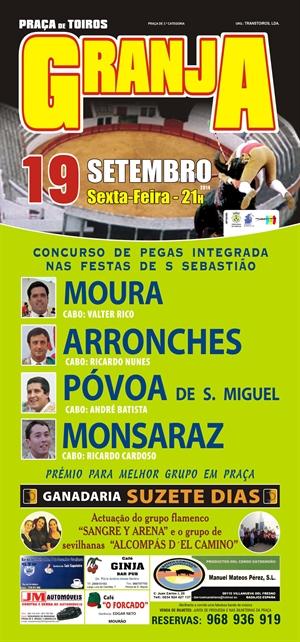 Granja - Concurso de Pegas