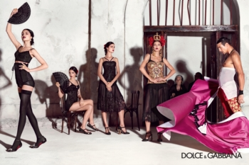 Dolce & Gabbana aposta na tauromaquia