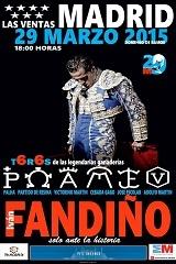 Iván Fandiño lidará em solitário seis toiros em Madrid